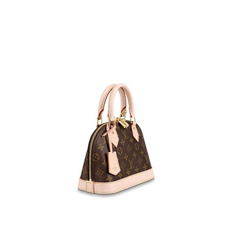 alma bb monogram handbags louis vuitton