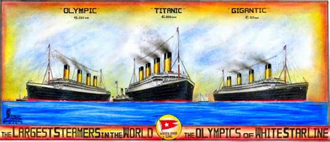 Titanic Sister Boat Name by What Titanic Taught Her Sisters Historyasm