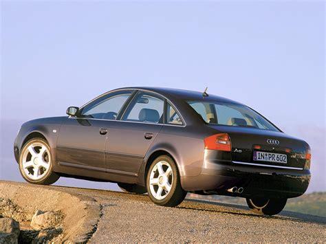 Audi A6 Specs & Photos  2001, 2002, 2003, 2004