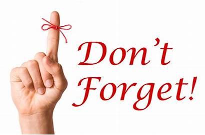 Forget Dont Clip End Memory Finger String