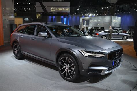 new volvo volvo s new v90 cross country looks like the perfect