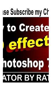 How to create 3d photo cube in photoshop 7 - 3d photoshop ...