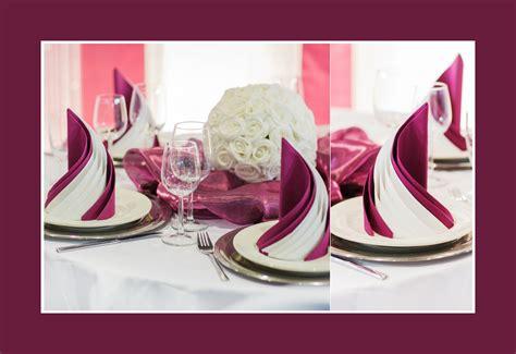 Tischdeko Servietten Falten by Zweifarbige Servietten Zur Hochzeit Geburtstag Kommunion
