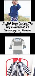 A Roundup Of Stylish Boys Clothes And Brands  The