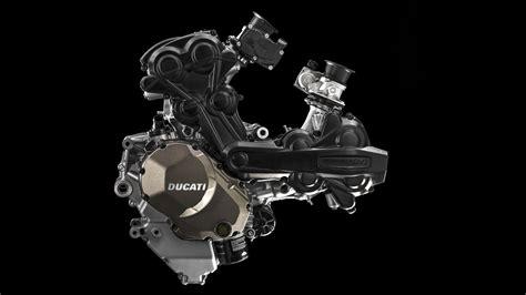 Ducati's Desmodromic Variable Timing (dvt) For The 2015