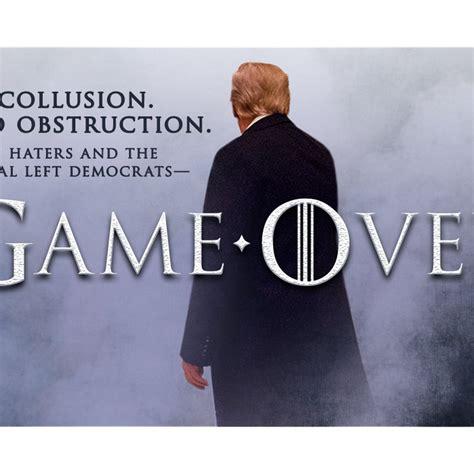 trump game tweet thrones meme tweets got mueller report president presidential very normal