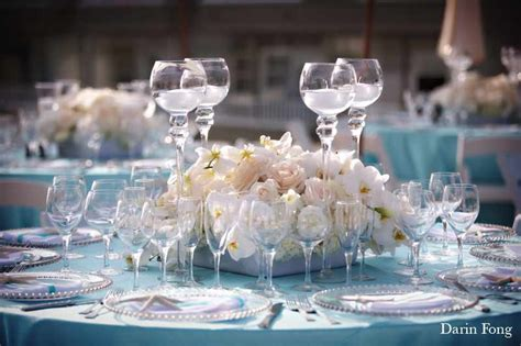 decoration de mariage bleue th 232 me mer mariageoriginal