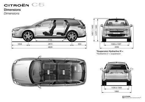 citroen tourer specs photos videos and more on