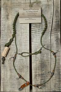 Paracord Fishing Lanyard