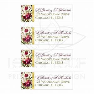 beautiful burgundy watercolor floral feathers wedding With kitchen colors with white cabinets with wedding invitation seal stickers