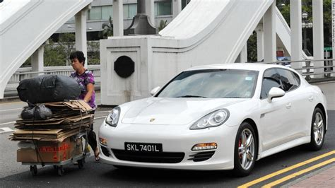 Why A Car Is An Extravagance In Singapore
