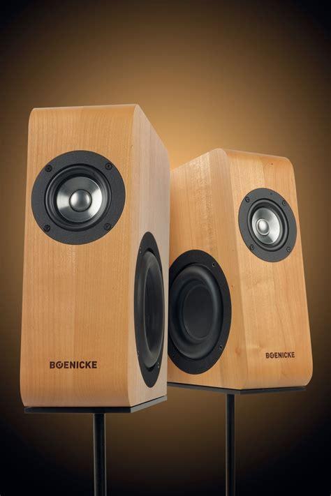 Test Lautsprecher Stereo - Boenicke Audio W5