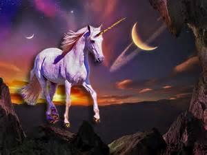 Rainbow Unicorn Pegasus Wallpaper