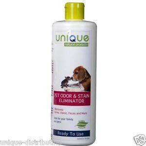 unique pet odor stain remover cleaner urine cat