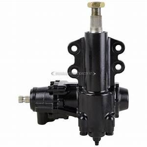 2000 Nissan Frontier Power Steering Gear Box Power