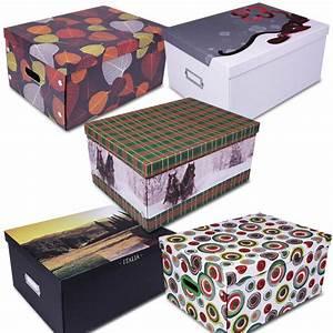 Deko Karton Mit Deckel : aufbewahrungsbox deckel sammelbox aufbewahrungs box kiste karton schachtel pappe ebay ~ Frokenaadalensverden.com Haus und Dekorationen
