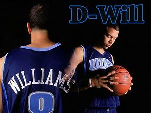 NBA Utah Jazz - NO.8 Deron Williams Photo 18 - Wallcoo.net