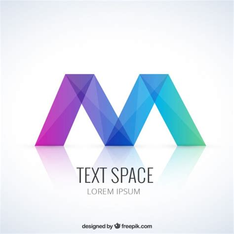 Colorful Abstract Logo Vector