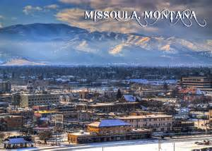 Missoula Montana Winter