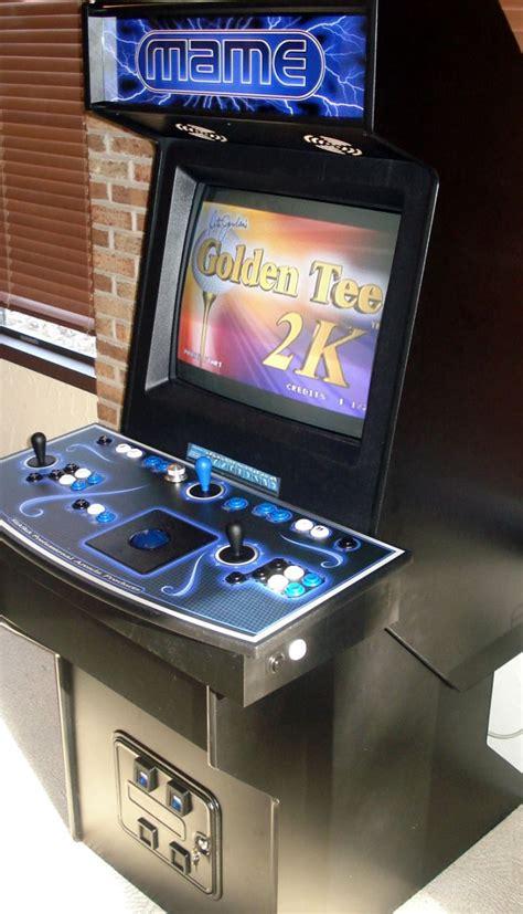 custom arcade cabinet kits amazing arcade cabinet builders kit mega edition design