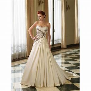 color wedding dresses 2010 fashion belief With champagne color wedding dress