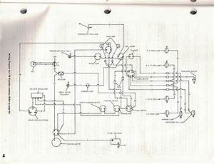 Basic Engine Wiring Diagram Allis Chalmers C