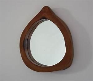 Wandleuchte Für Spiegel : wandspiegel holz spiegel baumscheibe holzspiegel badezimmerspiegel ~ Markanthonyermac.com Haus und Dekorationen