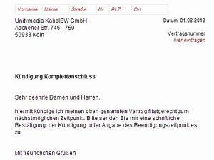 Wohnung Kündigen Vorlage : unitymedia k ndigung vorlage download chip ~ Eleganceandgraceweddings.com Haus und Dekorationen