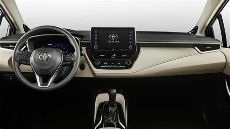 Toyota Corolla 2020 Interior 2020 toyota corolla versus 2019 mazda mazda3 how do they