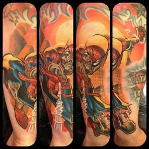 Great Comic Book Tattoos - Comic Book Critic