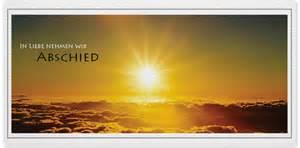 sprüche für trauerkarten motiv sonne über den wolken für trauerkarten anzeigen danksagungen