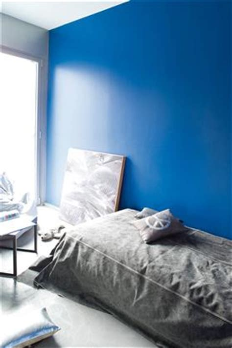 chambre ado vert et gris peinture chambre enfant couleur bleu