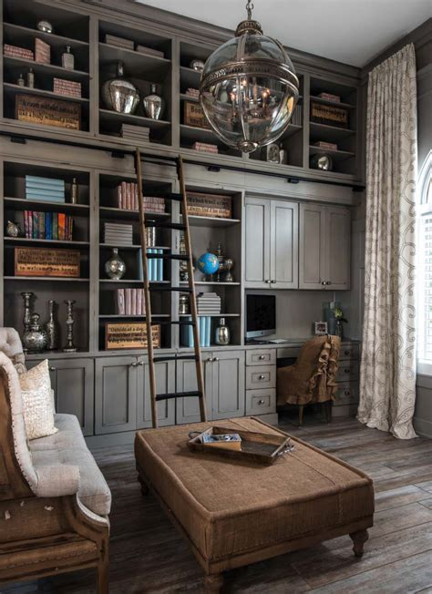 library ideas for home 28 dreamy home offices with libraries for creative inspiration