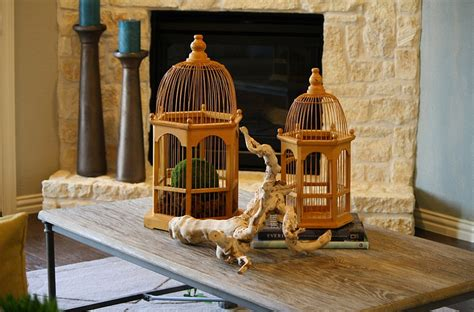 Decorating With Birdcages