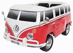 Combi Volkswagen Electrique Prix : 12 v mini bus vw combi voiture electrique enfant 2 places luxe ~ Medecine-chirurgie-esthetiques.com Avis de Voitures