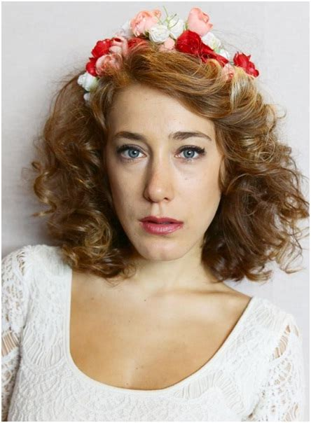 hairstyles for with curly hair