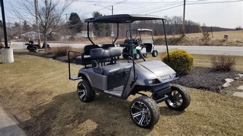 golf cars unlimited reconditioned  ezgo txt gas