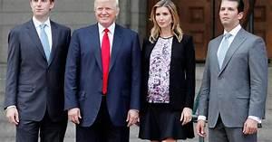 Donald Trump Family Photos   donald trump s family tree ...