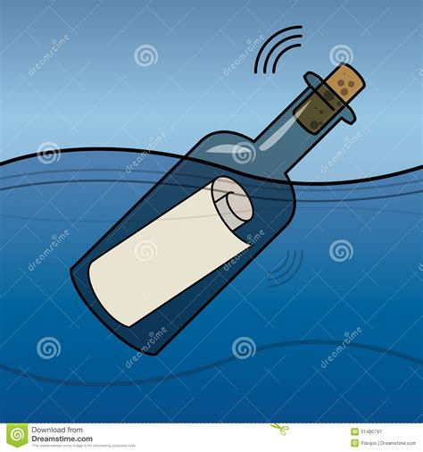 message   bottle royalty  stock photography image