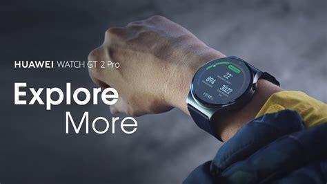 Novi Huawei Watch GT 2 Pro dostupan u prodaji - VivaProTeam