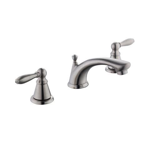 Glacier Bay 2500 Series 8 in. Widespread 2 Handle Bathroom