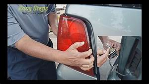 How To Replace Rear Signal Light