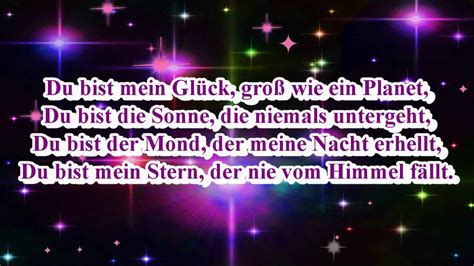 matthias reim du bist mein glueck lyrics youtube