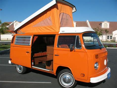 volkswagen westfalia cer buy used volkswagen westfalia van bus 1975 restored in san