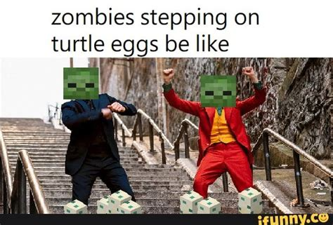 turtle ifunny dead funny walking zombies eggs stepping popular