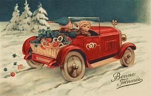 Carte Nouvelle Année : anciennes cartes postales nouvel an le blog de ~ Dallasstarsshop.com Idées de Décoration