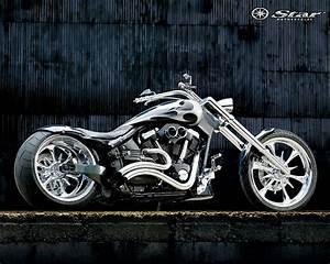 Cool Desktop Wallpaper: Chopper Bikes Desktop Wallpapers