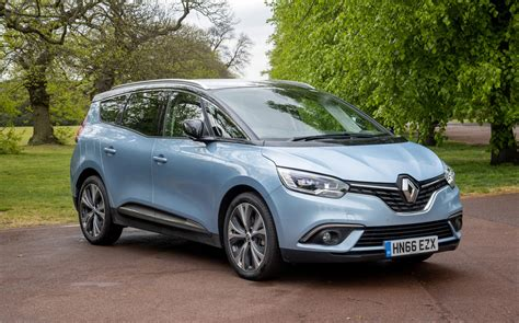 renault scenic 2017 white extended test 2017 renault grand scenic 130 dci