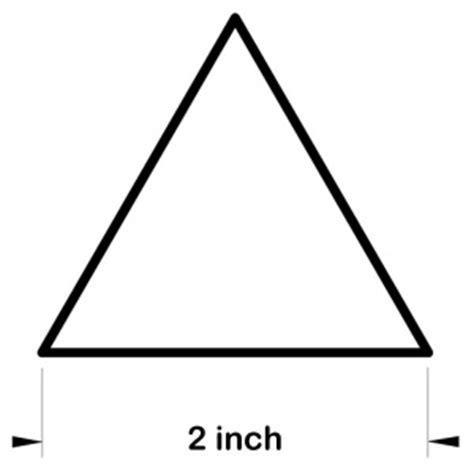 acrylic triangle patchwork templates pelenna