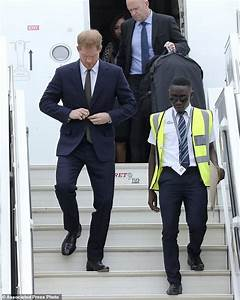 Britain's Prince Harry is in Zambia for 2-day visit ...